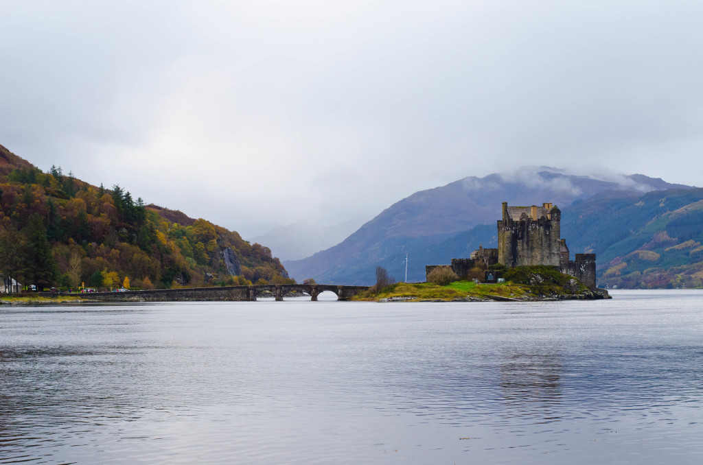 Eilean Donan Castle |  Banks of Loch Duich, Loch Long and Loch Alsh