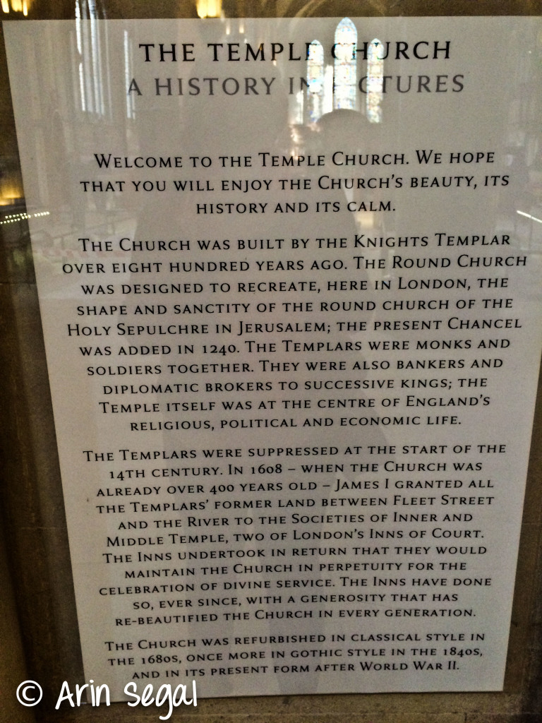 History of Temple Church