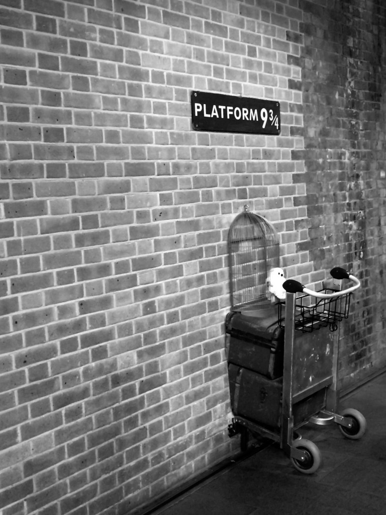 Kings Cross - Platform 9 3/4