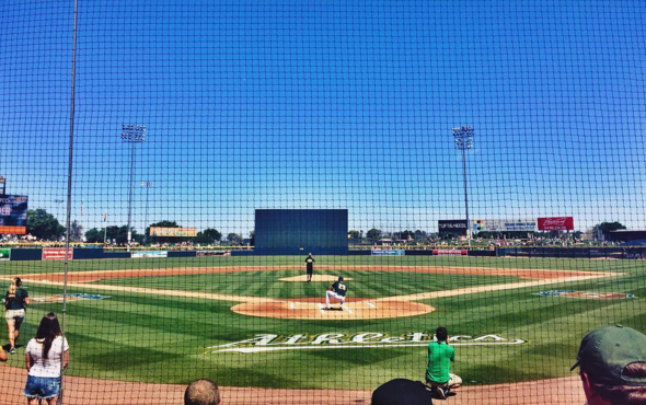 Oakland A's Spring Training