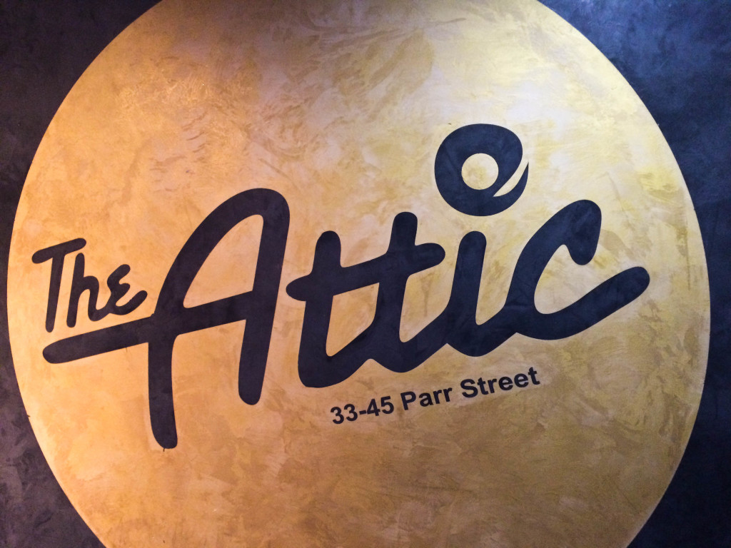 The Attic @ Parr