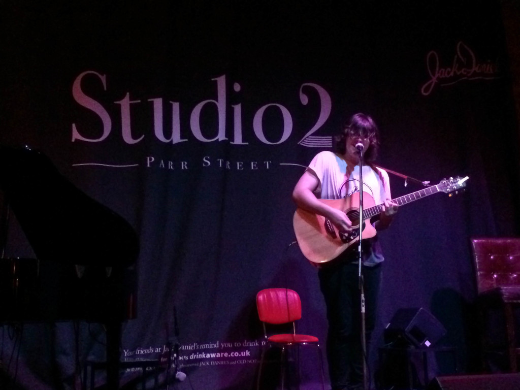 Studio2 @ Parr - Acoustic Night