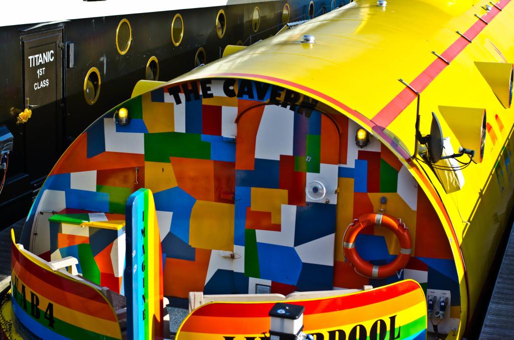 Yellow Submarine |Albert Dock