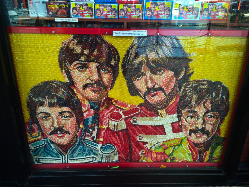 Jelly Bean Beatles | Albert Dock