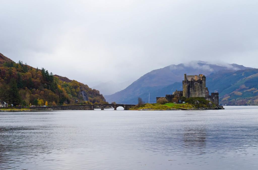 Eilean Donan Castle |  Banks of Loch Duich, Loch Long and Loch Alsh