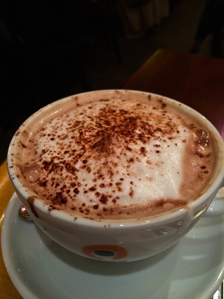 Hot Chocolate | Deacon's House Cafe