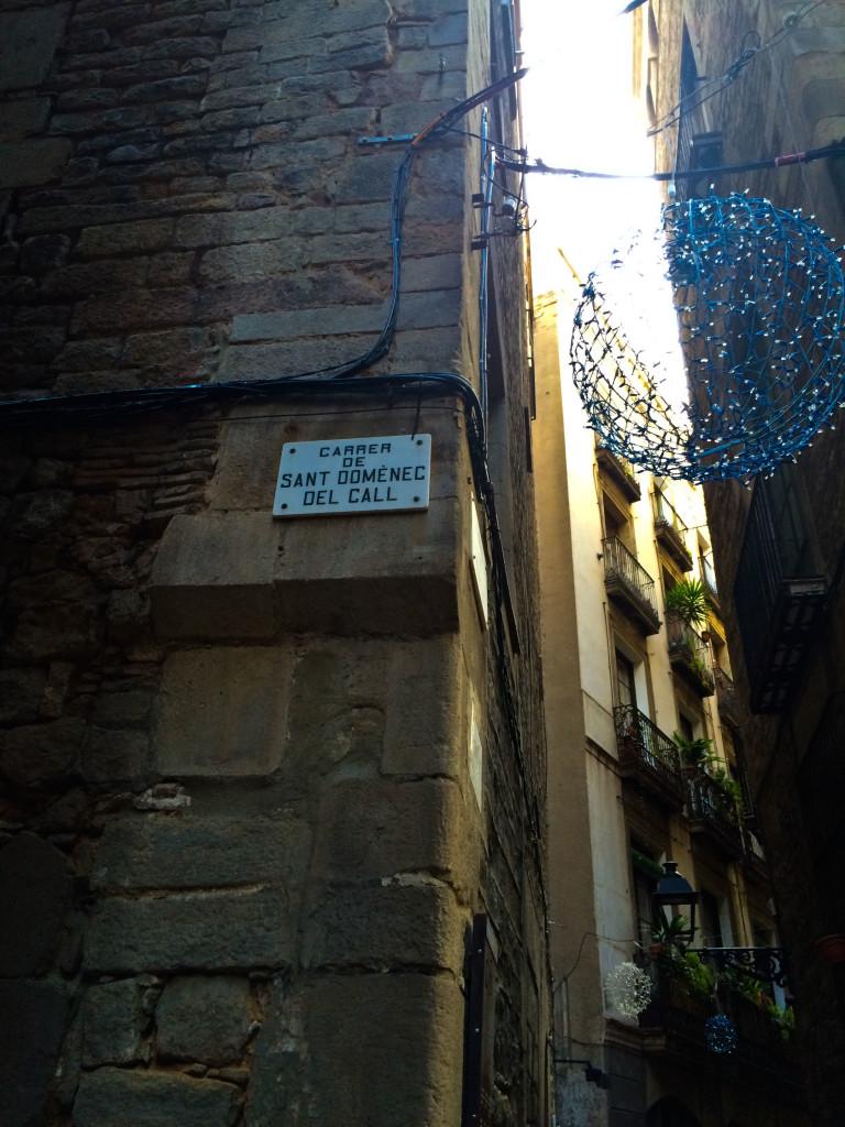 El Call (Old Jewish Quarter)