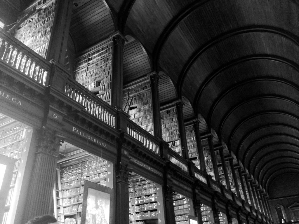 Trinity College | Book of Kells