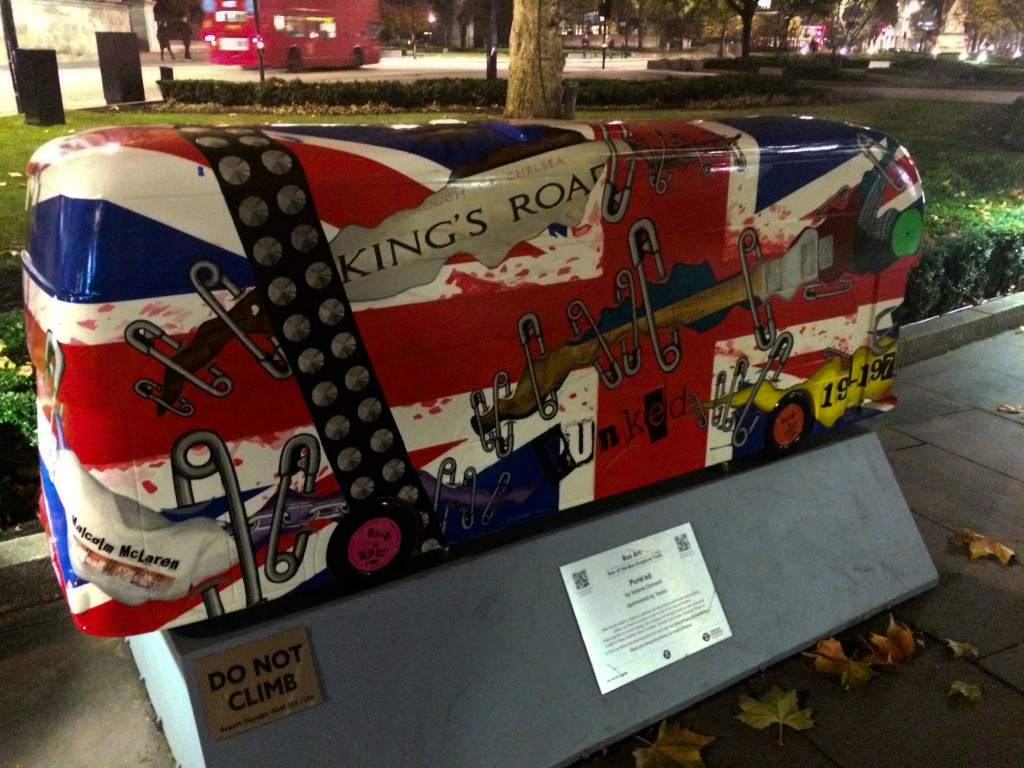 Punk Bus