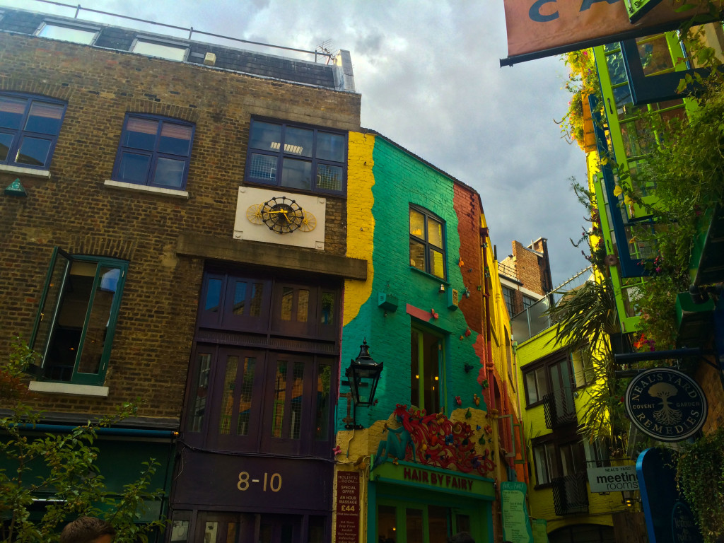 Neal's Yard / Covent Garden